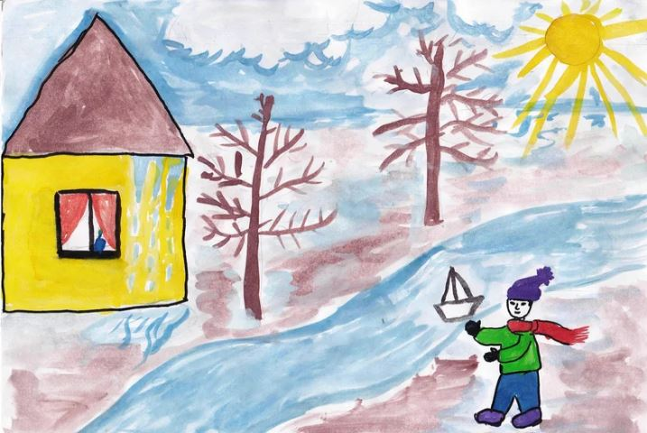 Рабочая программа по изобразительному искусству для 1-го класса